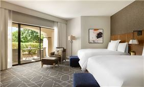 Fairmont Room Double Bed