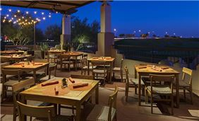 Restaurant at Fairmont Scottsdale Princess, Arizona