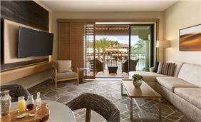 Room Interior view at Fairmont Scottsdale Princess, Arizona