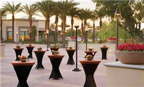 Palomino East Plaza Reception