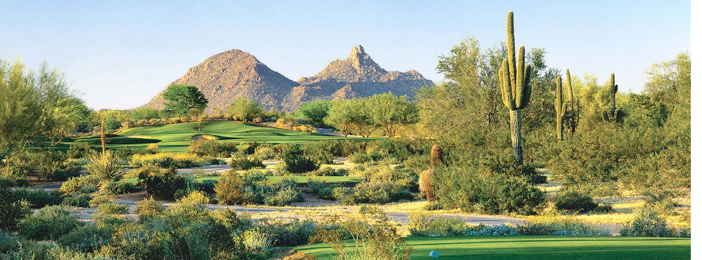 Travel Green at Fairmont Scottsdale Princess, Arizona