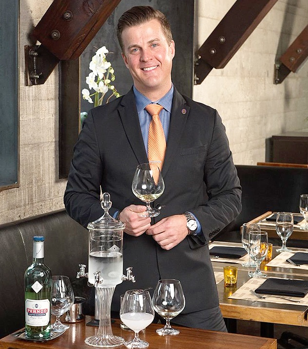Andrew McLaughlin General Manager at Bourbon Steak - Fairmont Scottsdale Princess, Arizona