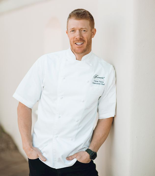 Conor Favre at Ironwood American Kitchen - Fairmont Scottsdale Princess, Arizona