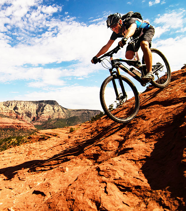 Bike/Mountain Bike at Scottsdale ,Arizona