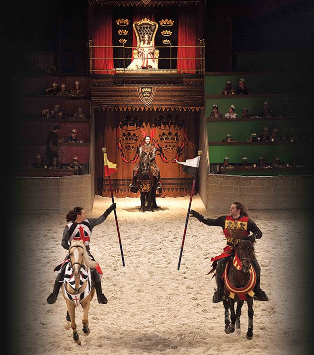 Medieval Times Dinner & Tournament at Scottsdale ,Arizona