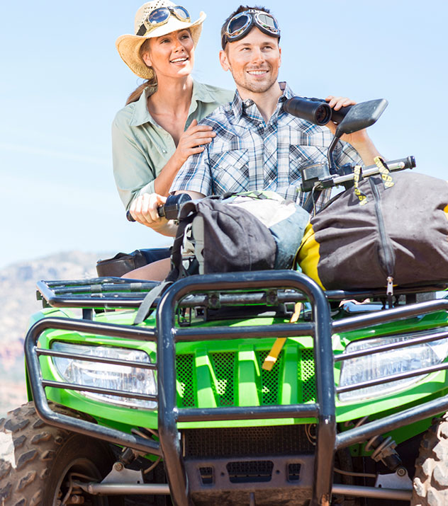 Off-Road Expeditions at Scottsdale ,Arizona
