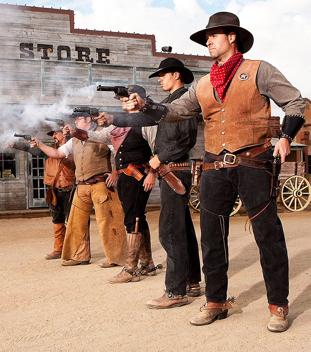 Rawhide at Scottsdale ,Arizona