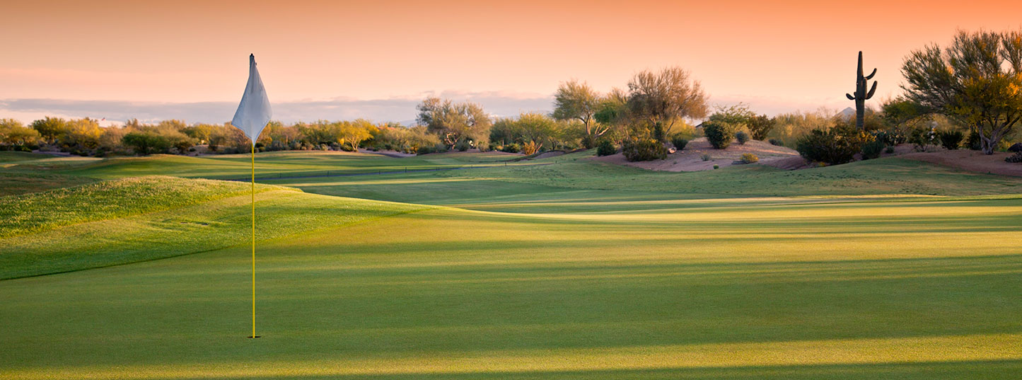 Golf at Scottsdale ,Arizona