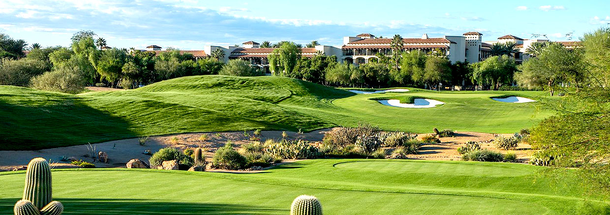 Stadium Course at Fairmont Scottsdale Princess, Arizona