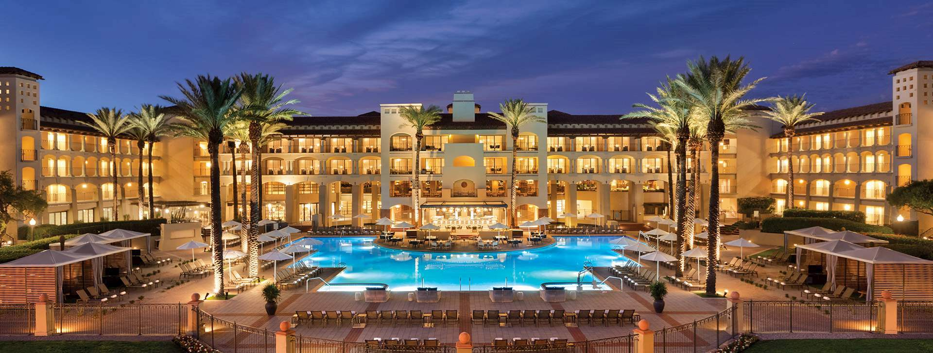 Fairmont Scottsdale Princess, Arizona