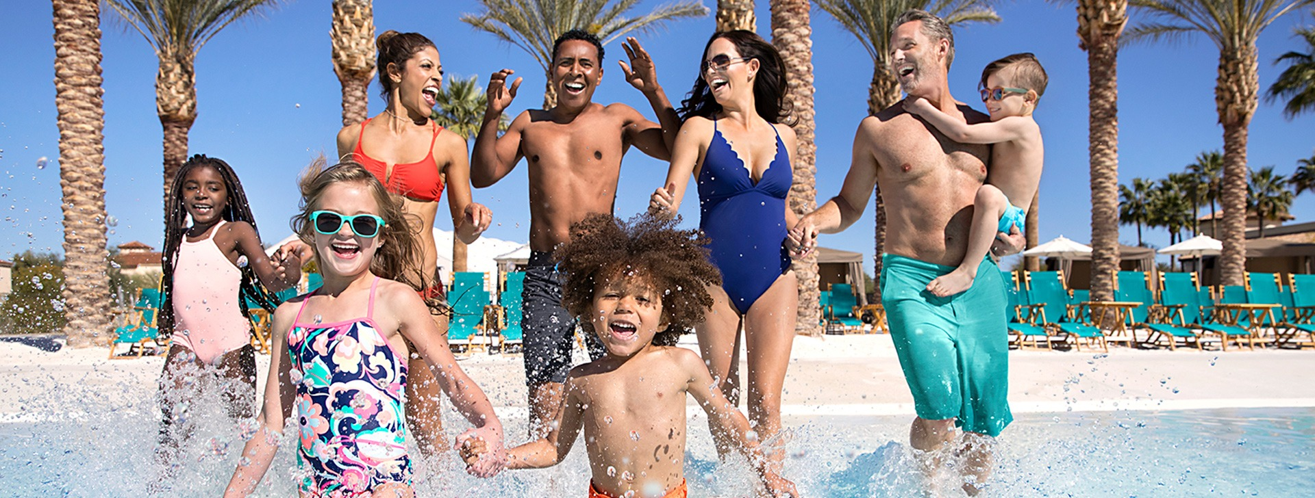 Enjoy With Family at Fairmont Scottsdale Princess, Arizona