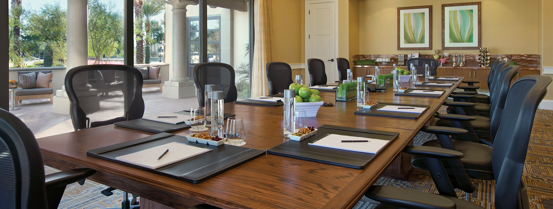 Meetings Inquiry at Fairmont Scottsdale Princess, Arizona