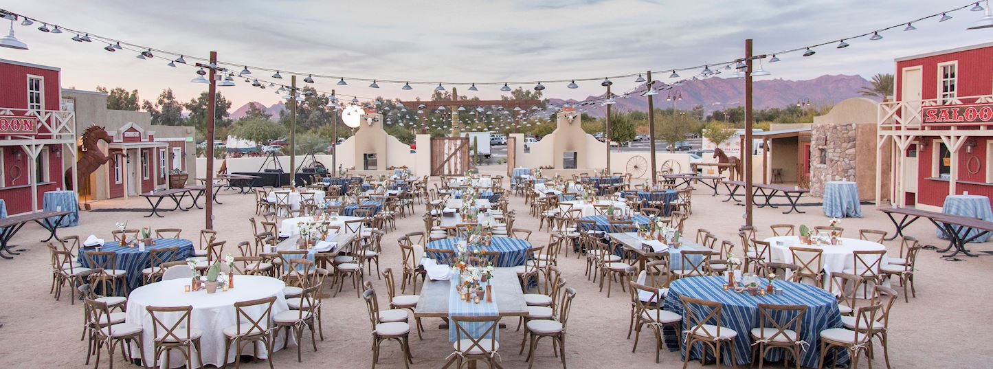 Iconic Celebration at Fairmont Scottsdale Princess, Arizona