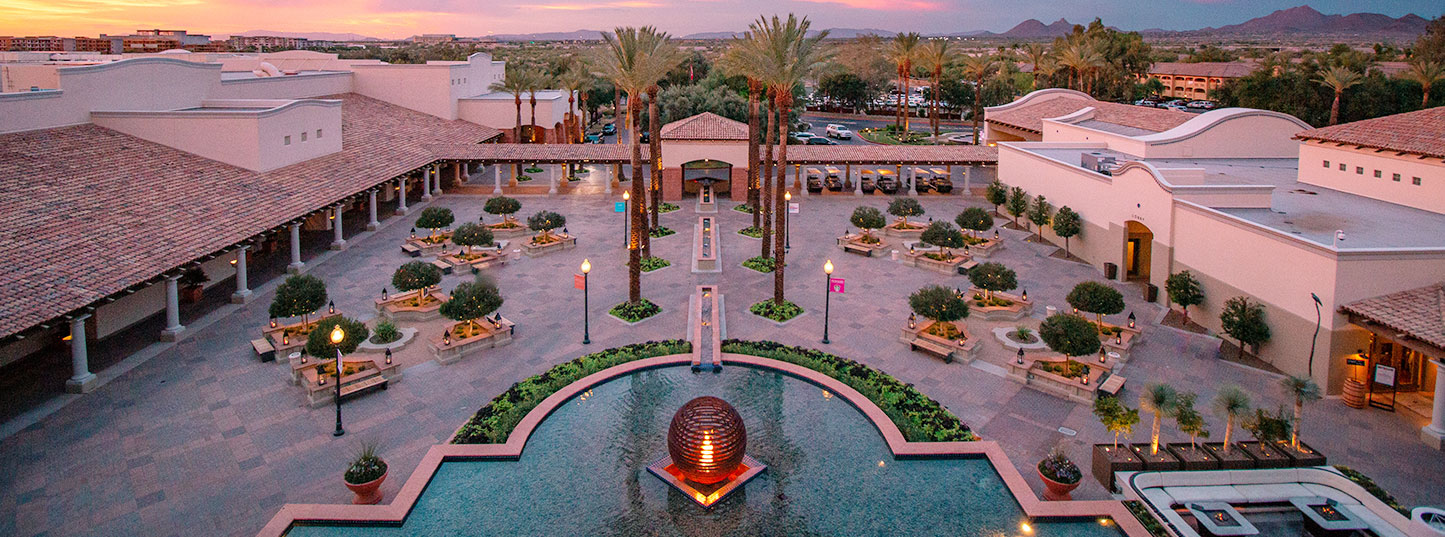 Easy Planning Tools at Fairmont Scottsdale Princess, Arizona