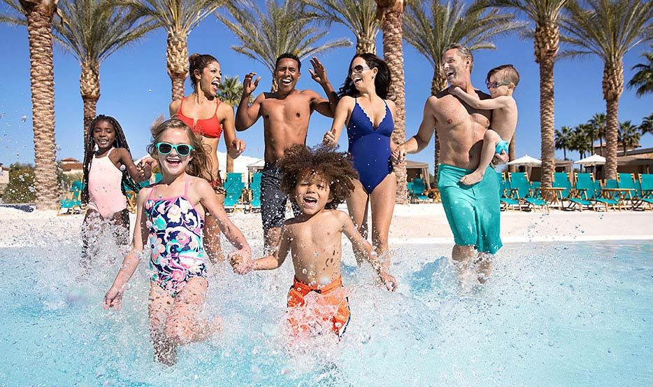 Family Moments Packages at fairmont scottsdale princess, arizona