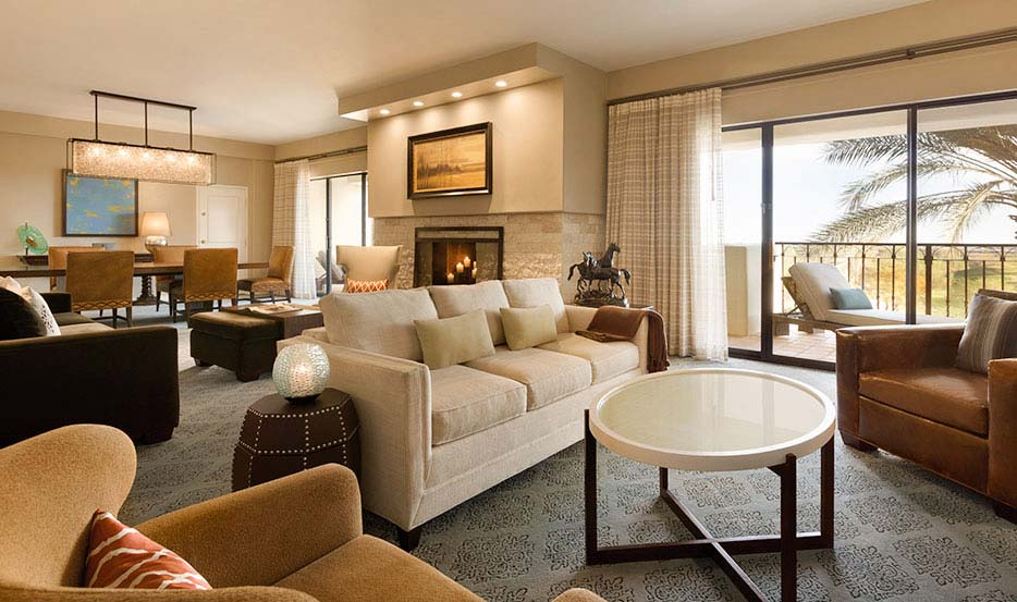 VIP SUITE at Fairmont Scottsdale Princess, Arizona