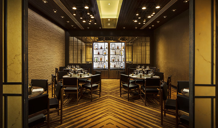 Private Dining at Bourbon Steak - Fairmont Scottsdale Princess, Arizona