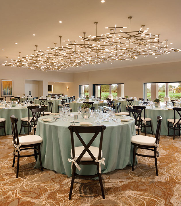 Fairmont Gold Meeting Rooms