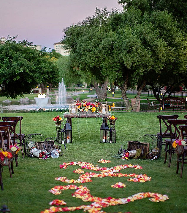 Fairmont Scottsdale Princess, Arizona Lagoon Lawn