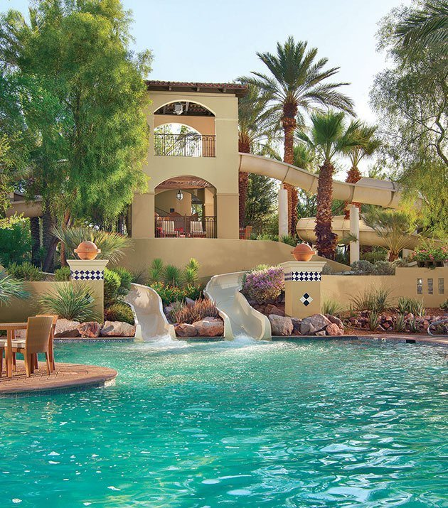 Fairmont Scottsdale Princess, Arizona Sonoran Splash Pool