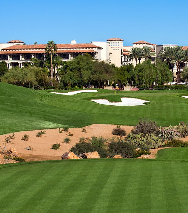 Fairmont Scottsdale Princess, Arizona TPC Scottsdale Stadium Golf Course