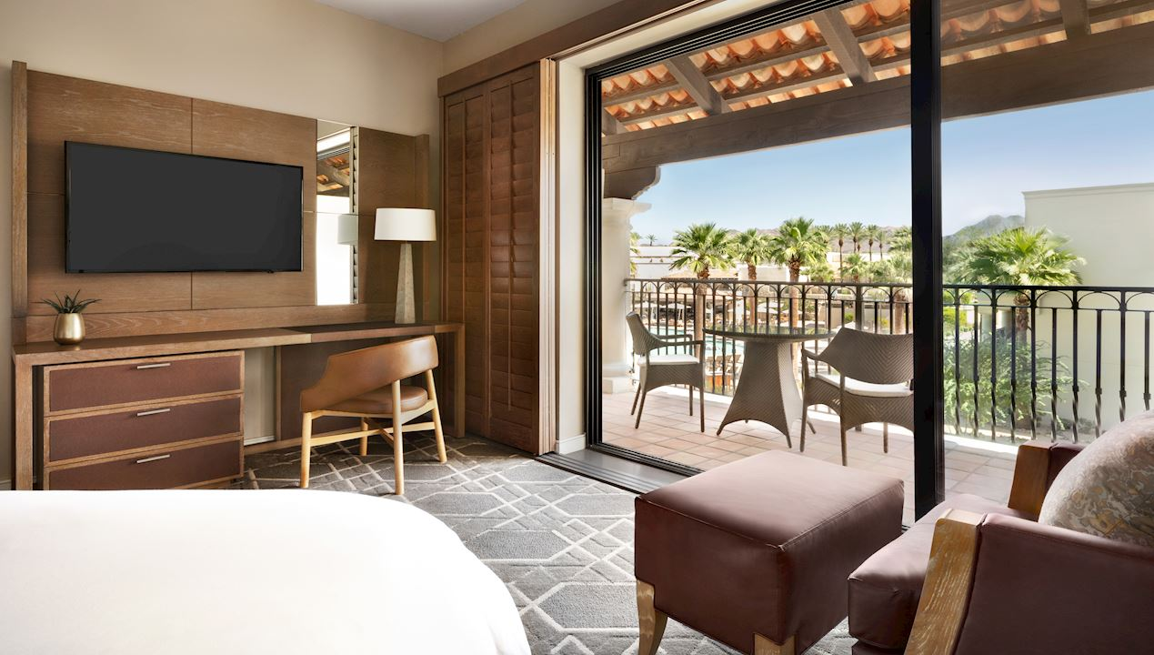 Room Gallery view at Fairmont Scottsdale Princess, Arizona