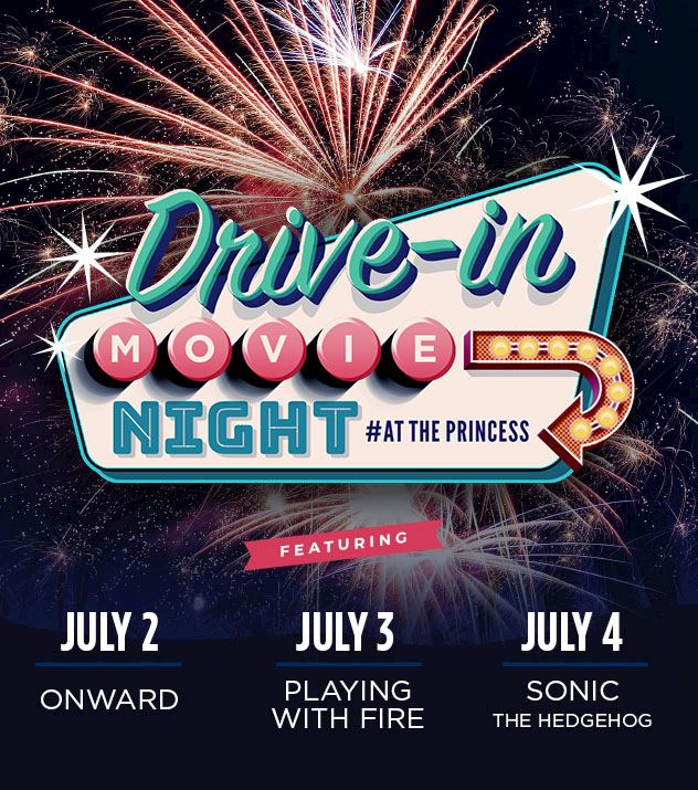 Fourth of July Freedom Fest at Fairmont Scottsdale Drive In Movies