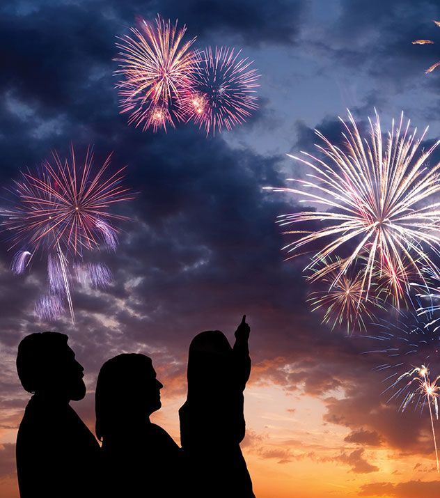 Scottsdale Resort, Arizona offers Fourth of July Fireworks
