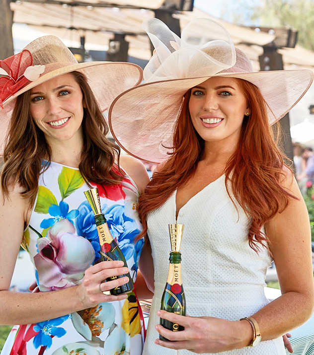 Annual Kentucky Derby Lawn Party at the Princess at Fairmont Scottsdale Princess, Arizona