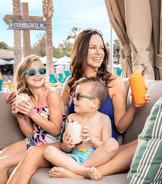 Bask in Family Fun at Fairmont Scottsdale Princess, Arizona