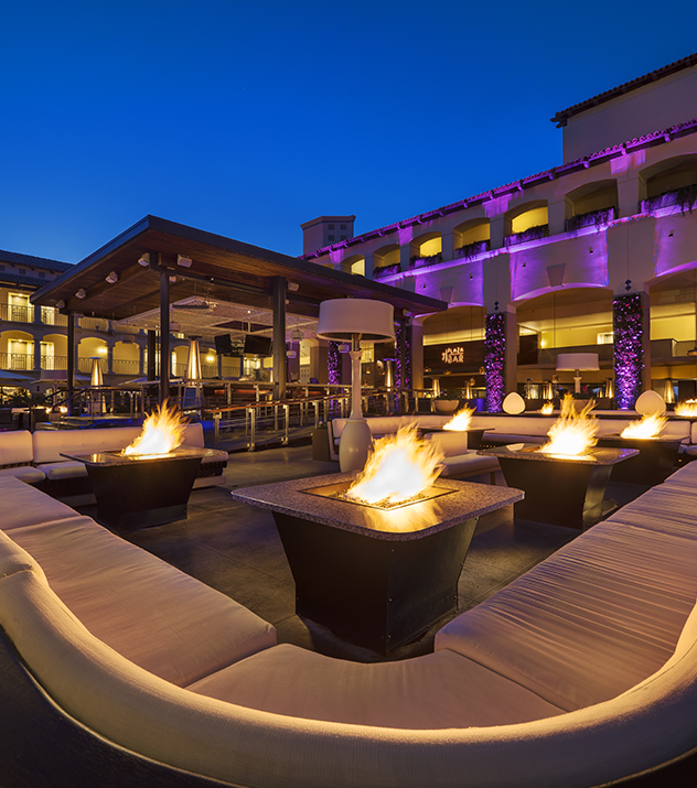 Dine Al Fresco at Fairmont Scottsdale Princess, Arizona