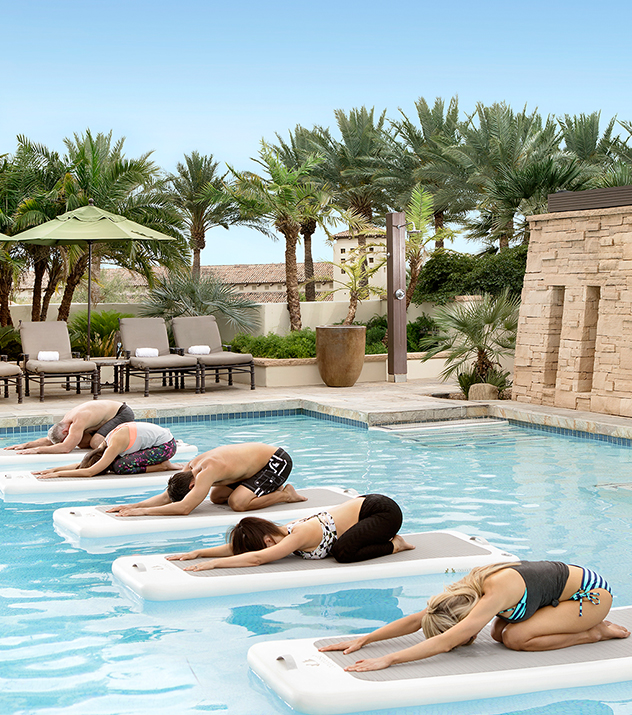 Revive Your Well-Being at Fairmont Scottsdale Princess, Arizona
