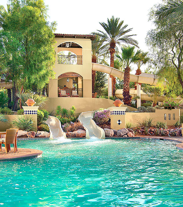 Sonoran Landing Pool at Fairmont Scottsdale Princess, Arizona
